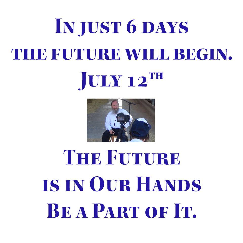 Future is in our hands